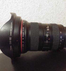 Canon 16-35 2.8L II