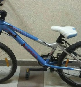 Велосипед wind tucana 24