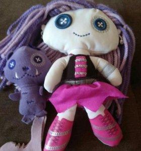 Плюшевая кукла Monster High