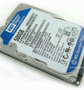 """Жесткий диск (HDD) формата 2.5"""" 1TB"""