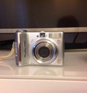 Canon Power shot A 560