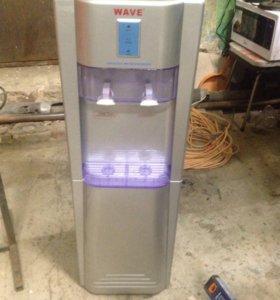 Кулер для воды с термосом