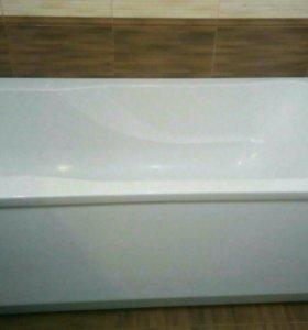 Ванна акриловая с панелью