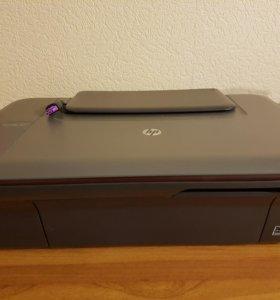 Принтер hp 1050