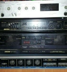 Усилители Вега, Радиотехника