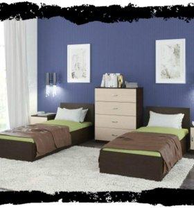 Спальный гарнитур Твикс-2