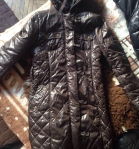 Пуховик,пальто