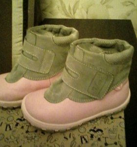 Ботинки Shagovita новые, теплая зима, 25 р-р