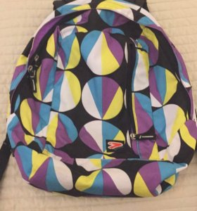 Рюкзак школьный двухсторонний