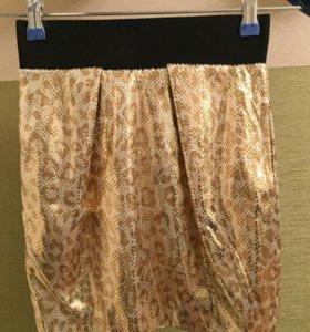 Блестящая юбка Kira Plastinina