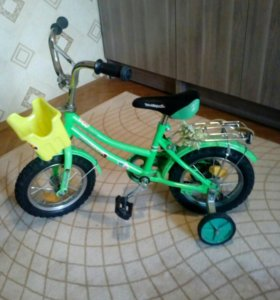 Велосипед на возраст 3-5 лет