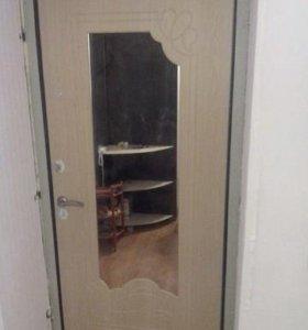 Замена окон, дверей, отделка балкона и потолки