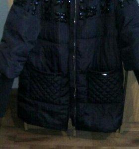 Срочно продам демисезонное пальто. Новое.