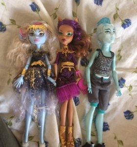 Куклы Monster high