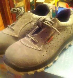 Рабочие ботинки Lemaitre(новые).