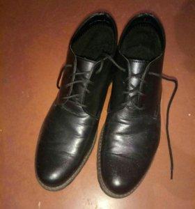 Демисезонные мужские ботинки nordkraft
