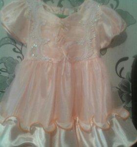 Платье на 1годик