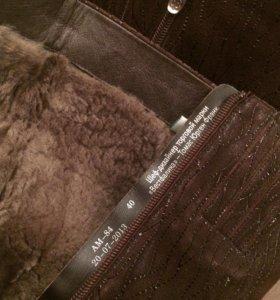 Зимние сапоги вестфалика