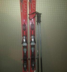 Горные лыжи Un limited AC 1