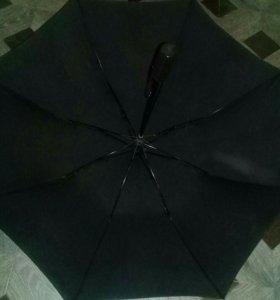 Зонт муж фирм.Франция черный