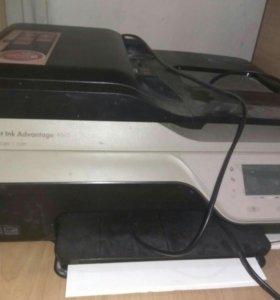 МФУ HP Deskjet Ink Advantage 4615 (CZ283C)
