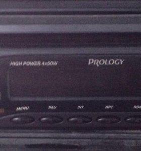 Авто -магнитола Prologi