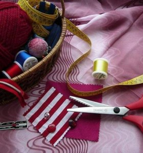 Швея по пошиву штор,тюли на дому