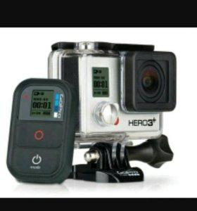 Камера Go Pro 3+ black edishion