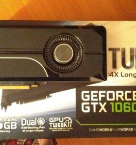 Nvidia gtx 1060 6gb, Asus
