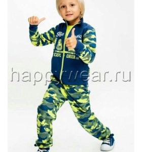 Новенький костюм крокид 128р-р