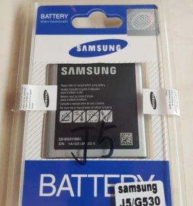Аккумулятор для Samsung j5/g530