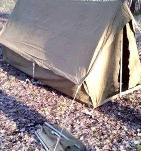 """Палатка типа """"Домик"""""""