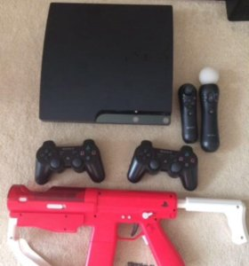 PlayStation 3 Slim + PS Move