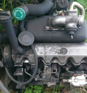 Двигатель фольксваген т4 2.5 TDI ACV