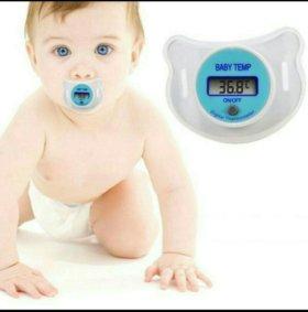 Термометр соска новый