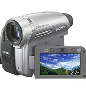 Камера SONY Handycam Station 3.0