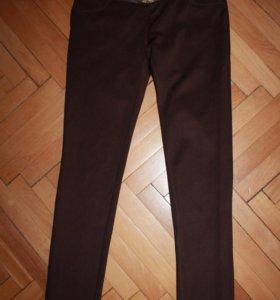 Леггинсы/брюки в обтяжку 44размер