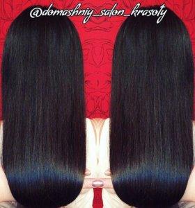 Лифтинг волос