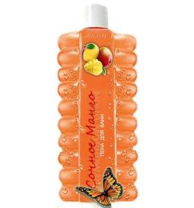 Пена для ванн #сочное манго#
