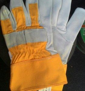 Перчатки. Рабочие