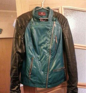 Куртка кожи зам