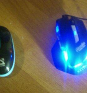 Две игровые мышки!!!