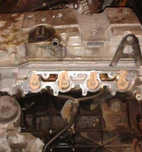 Двигатель мерседес С180