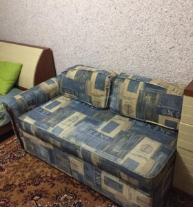 Диван, спальное место