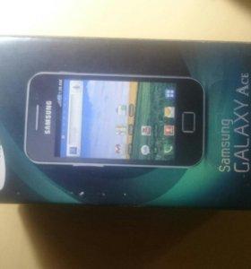 Мобильный телефон Samsung Galaxy Ace