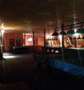 Бильярд-бар