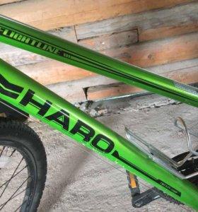 Велосипед Haro flightline 24 (2014)
