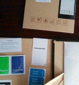 Бронестекло и Чехол для Samsung Tab A