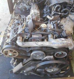 Двигатель AKE 2.5 TDI Audi A6