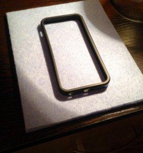 Бампер для iPhone - 5...5S...SE